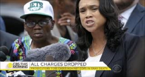 Cases Dropped Again, In Freddie Gray Death  Corrupt Cops Walk