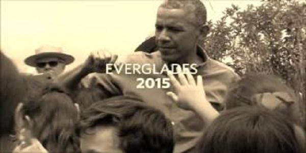 Obama in the Wild