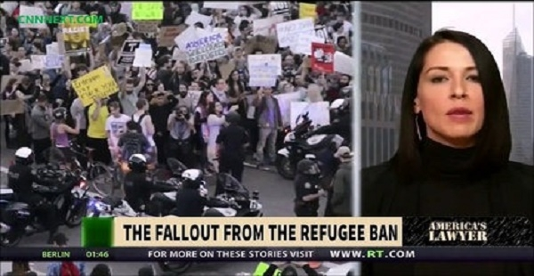 Abby Martin Rips Apart Trump's Anti-Muslim Travel Ban