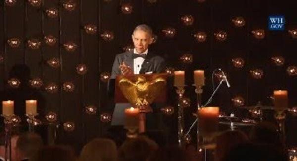 President Obama Hosts a State Dinner