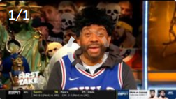 First Take Full Show  10/21/19