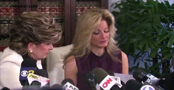 Former 'Apprentice' Contestant Sues Trump for Defamation