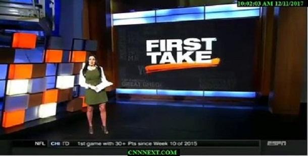 first take 12/11/17