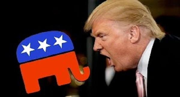 Are We Witnessing the Beginning of a Civil War Within the Republican Party?