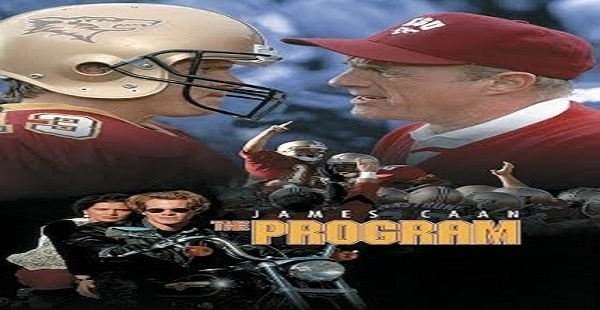 The Program 1993 Action, Drama, Sport Movies - James Caan, Halle Berry, Omar Epps