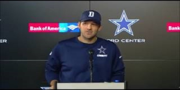 Tony Romo said its now Dak Prescotts Team